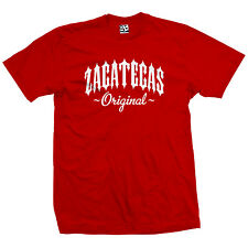 Zacatecas Original Outlaw T-Shirt - Hecho en Straight Outta Tee All Size Colors