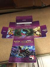 Official Pokémon Organized play Dark Explorers Deck box For Card Game