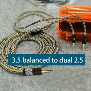 Headphone Cable For Hifiman 300 400 i 1000 he400i he1000 he6 v1 v2 he 500 560 ed