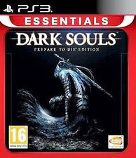 PS3 Game Dark Souls Prepare To Die Edition NEW