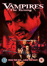 Vampire The Turning DVD Patrick Bauchau Nophand Boonyai UK Release New Sealed R2