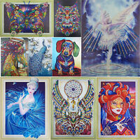 5D Special Shaped Diamond Painting Cross Stitch Embroidery Crafts Wall DIY Decor