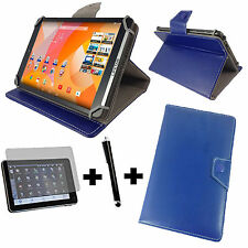 3er Set-Acer Iconia Tab w510 Tablet Sac + Film + Stylo 10 in Bleu