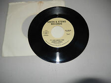 BOBBY B BAKER take your oil and shove it/it's just about time SEEDS STEMS  45