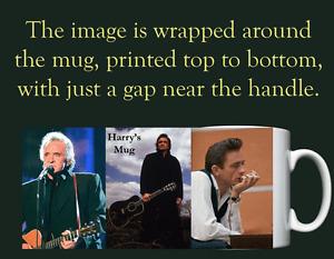 Johnny Cash -  Personalised Mug / Cup