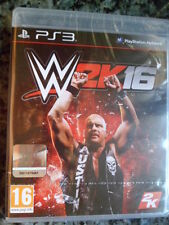 W2K16 WWE 2K16 Wrestling PS3 Nuevo Lucha libre castellano Playable in english