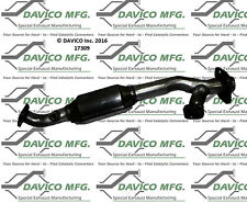 Catalytic Converter-Exact-Fit Rear Right Davico Exc CA 17309