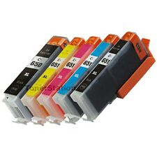 10 Ink Cartridge PGI 650 XL CLI 651 for Canon IP7260 MX926 MG5460 MG6360 Printer