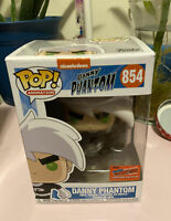 Funko Pop! Danny Phantom NYCC 2020 Con Sticker