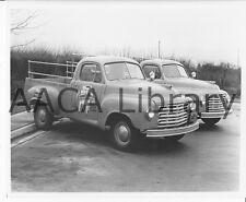 1949 Studebaker R5 Pickup Truck (x2), Factory Photo (Ref. #78221)