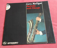 GERRY MULLIGAN LP GB ORIG BUTTERFLY WITH HICCUPS