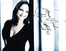 Gloria Estefan Signed 8X10 Photo Authentic Autograph Cuban Grammy Legend Coa