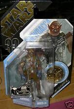 STAR WARS CHEWBACCA  McQUARRIE ULTIMATE GALACTIC HUNT