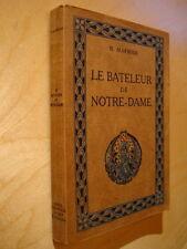 Marmier Le bateleur de Notre-Dame d'après Gautier de Coincy 1951 conte médiéval