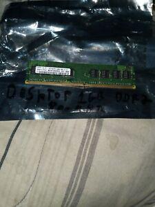 Samsung 1Gb M378t2863rzs-Cf7 Ddr2 800Mhz Pc2-6400u 240Pins Non-Ecc Dim