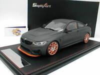 "SophiArt SA002-91 - BMW M4 GTS Coupe Baujahr 2016 "" Matt light grey "" 1:18 NEU"