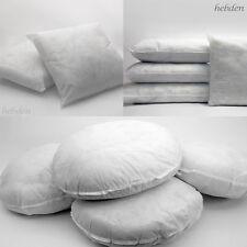 "12"" x 18"" Oblong Cushion Inner Pad Polyester Hollowfibre (30cm x 45cm)"