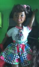 1994 Polly Pocket Janet doll NRFB friend of Stacie & Barbie