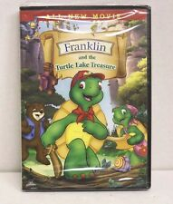 Franklin and the Turtle Lake Treasure (2009, DVD New)