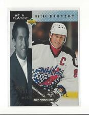 1994-95 Be A Player Up Close and Personal #UC1 Wayne Gretzky Kings