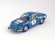 Alpine Renault A110 - RAC Rally 1971: Ove Andersson  TROFEU RRuk23