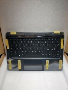 NEW ✴ITALIAN * REAL-DEAL Dell Latitude K14A 7350 Tablet   Keyboard QWERTY 5X8FR
