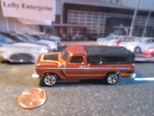 Hot Wheels FORD '79 FORD PICK UP TRUCK CAMPER TOP SCALE 1:64 - LOOSE! NO BOX!