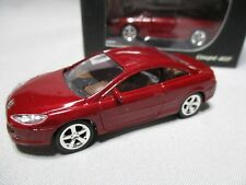 AG604 NOREV 3 INCH PEUGEOT COUPE 407 ROUGE NEUF  1/60 env