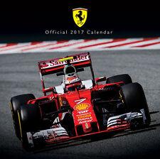 Ferrari F1-Oficial Calendario 2017 C15007