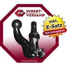 Anhängekupplung abnehmbar Mercedes E-Klasse W211 13poliger spez E-Satz