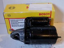 Bosch 0986010670 0001311103 9 dientes 12v 1,10kw motor de arranque Starter