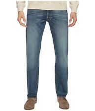 Levis 501 Original Fit Jeans Mens Straight Leg Classic Rise Button Fly Denim