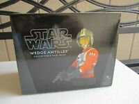 Star Wars Wedge Antilles Collectible Mini Bust 321/816 Gentle Giant NEW