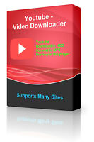 Universal Internet Video Downloader Manager Supports YouTube Many Others DVD PC