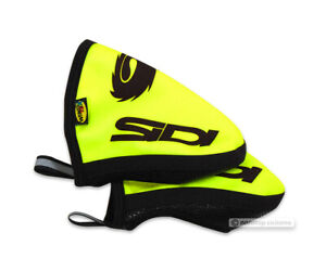 Sidi Thermal Windtex TOE COVERS : FLUO YELLOW - One Size