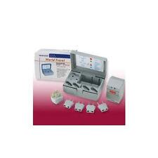 50 TO 1600W Worldwide Foreign Voltage Converter Travel Kit+Adapters 1600 Watt