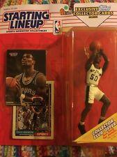 1993 Starting Lineup Basketball David Robinson Spurs Nba Nib Spurs