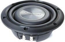 "Pioneer TS-A2000LD2 700 Watts 8"" Dual 2 Ohm Shallow Mount Car Truck Sub NEW"