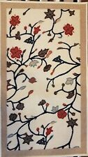 New Ivory Cream Door Step Non Slip Rug BUCKLE Rug 57x100Cm Ideal Christmas Gifts