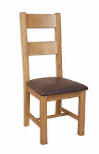 Pair of Country Living Dining Chairs