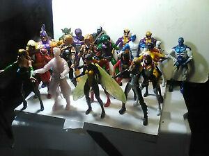 Marvel Legends LARGE LOT of figures (22) - Dr. Strange Serpent Society +++