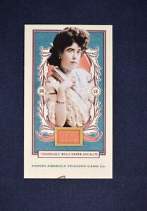 2013 Golden Age Mini American Caramel Blue Back #15 Unsinkable Molly Brown