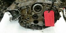 87 1987 moto4 225 engine case with pinion gear