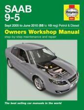 Haynes Workshop Manual Saab 9-5 2005-2010 Petrol & Diesel Service & Repair