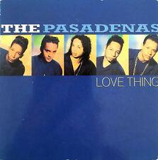 "The Pasadenas Maxi CD 3"" Love Thing - Europe (VG+/M)"
