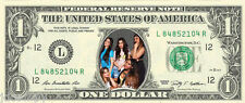Fifth Harmony (5th) {Color} Dollar Bill - REAL, Spendable Money!