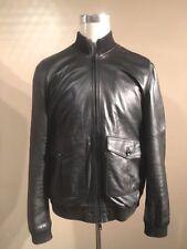 Leather Bomber, Harrington ARMANI Coats & Jackets for Men