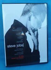 STEVE JOBS, DVD, FASSBENDER, WINSLET, ROGEN, DANIELS