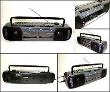 AKAI AJ-W239 Radio Double Cassette Boombox