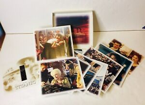 TITANIC VHS FILM 1997 Video Collectors Pack Film Strip And 8 Picture Cards